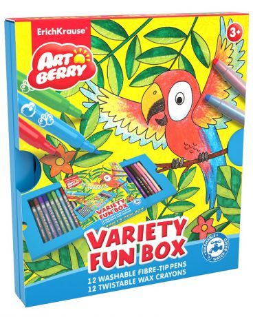 Erich Krause Variety Fun box