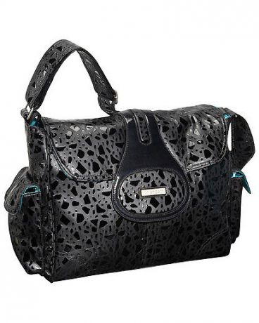 Kalencom Elite bag On The Rocks black
