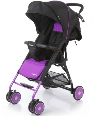 Baby Care прогулочная Urban Lite Purple