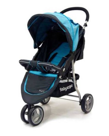 Baby Care прогулочная Jogger Lite blue