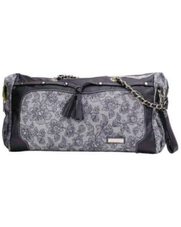 Kalencom Pippen Bag Lacy black/white