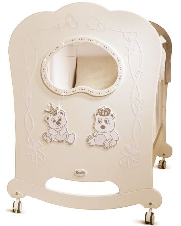 Feretti 65х125 см Oblo Majesty Brillante ivory