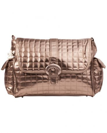 Kalencom Buckle bag Monique silver