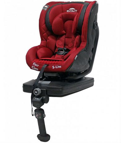 Рант First Class isofix red