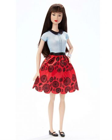 Barbie Barbie Игра с модой Ruby Red Floral