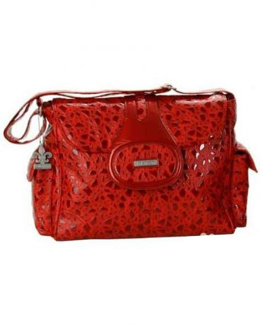 Kalencom Elite bag On The Rocks red