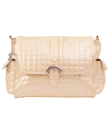 Kalencom Buckle bag Monique Cream