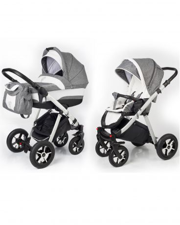 Esspero Newborn Lux шасси Grey Denim