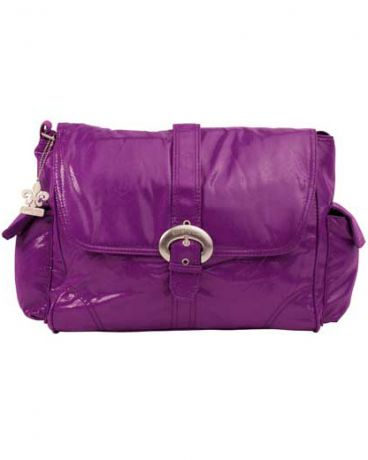 Kalencom Buckle bag Fire & Ice Grape