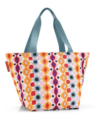 Reisenthel Shopper M special edition flower