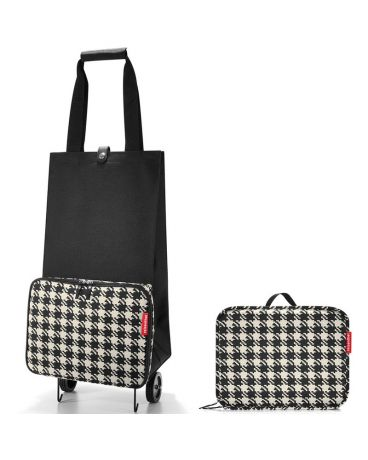 Reisenthel на колесиках Foldabletrolley fifties black