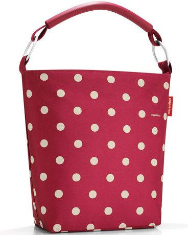 Reisenthel Ringbag L ruby dots