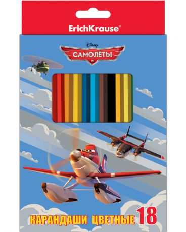 Disney Flying Planes 18 цв.