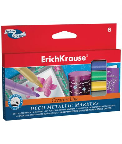 Erich Krause Creative Line Metallic