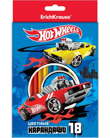 Hot Wheels Hot Wheels Super Car 18 цв.