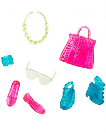 Barbie модные Barbie Blue and Pink