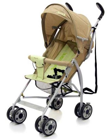 Baby Care Hola dark grey/green