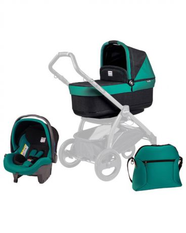 Peg-Perego Navetta Pop Up Aquamarine