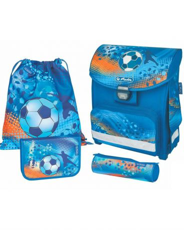 Herlitz SMART PLUS Soccer с наполнением