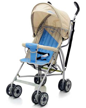Baby Care Hola light grey/blue