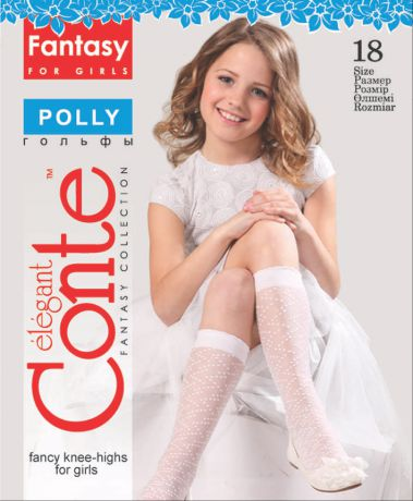 Conte Kids Polly bianco