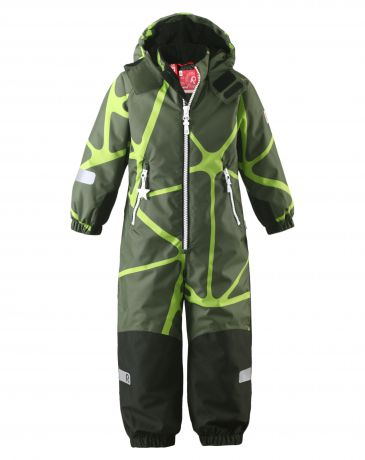 Reima зимний Kiddo Kide  forest green