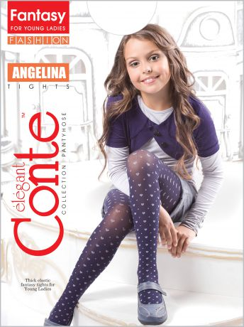 Conte Kids Angelina Fashion marino