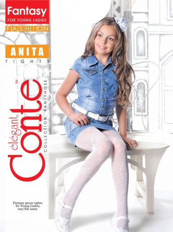 Conte Kids Anita Fashion bianco