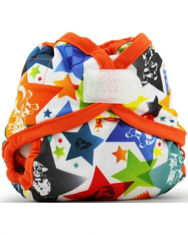 Kanga Care Newborn Aplix Cover Dragons Fly/Poppy