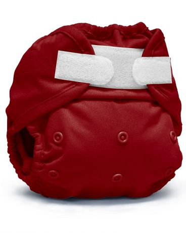 Kanga Care One Size Aplix Cover Scarlet