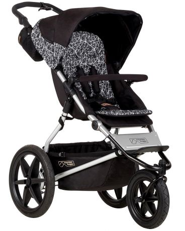 Mountain Buggy Прогулочная Terrain Graphite