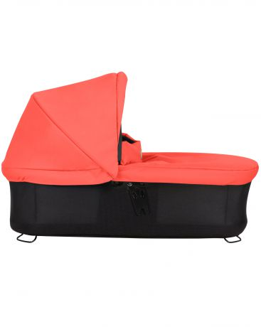 Mountain Buggy Urban Jungle Carrycot Plus Coral