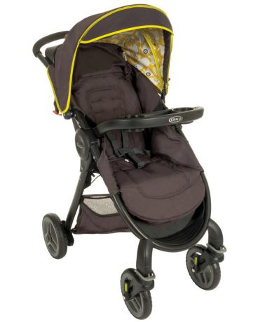 Graco прогулочная FastAction Fold Sport Lime