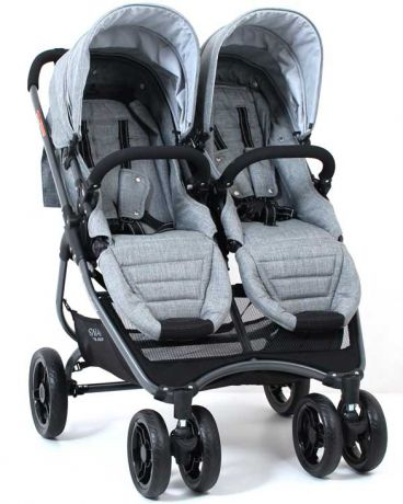 Valco Baby Snap 4 Ultra Duo Tailormade grey marle