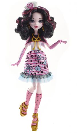 Monster High Пиратская авантюра Дракулаура