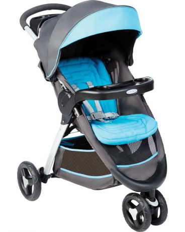 Graco прогулочная FastAction Fold 3 Sport Ocean