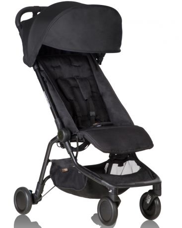 Mountain Buggy Прогулочная Nano Black