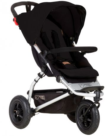 Mountain Buggy Прогулочная Swift Black