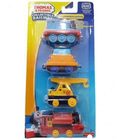 Mattel Collectible Railway Томас, Виктор и Кевин