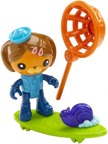 Fisher-Price Octonauts Dashi and The Surfer Snail