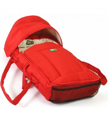 Valco Baby Cocoon  red