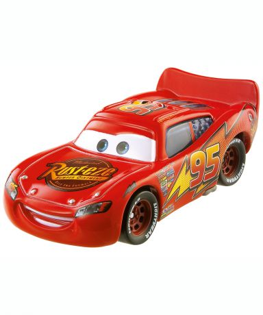 Mattel литая Flash Lightning McQueen