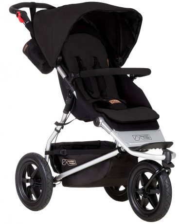 Mountain Buggy Прогулочная Urban Jungle Black