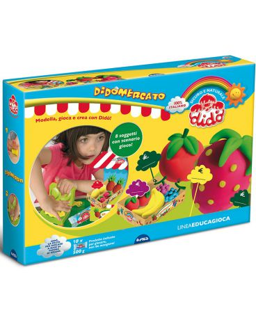 Dido Set modeling dough Ягоды