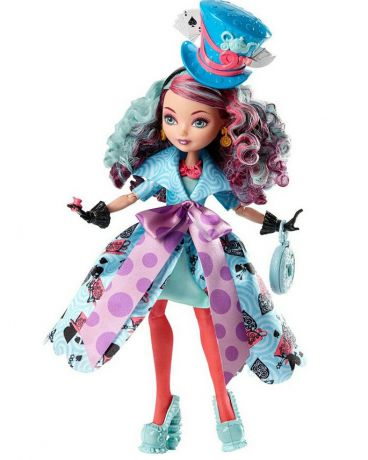 Ever After High Мэдлин Хэттер Страна Чудес Ever After High