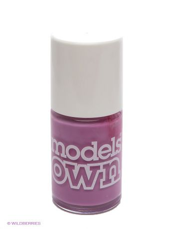 Models Own Лак для ногтей, Cream Sticky Fingers Pastel Petal Lilac Models Own