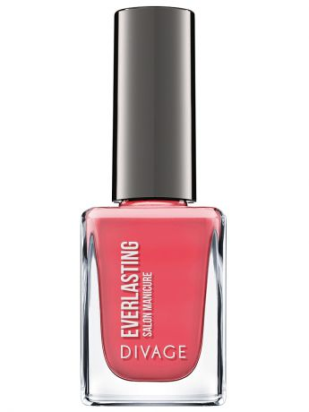"DIVAGE Лак для ногтей ""EVERLASTING salon manicure"", тон 20"