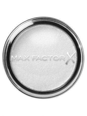 MAX FACTOR Тени одноцветные Wild Shadow Pots Eyeshadow 65 тон defiant white