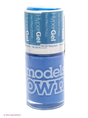 Models Own Гель для ногтей, HyperGel Polish Cornflower Gleam Models Own