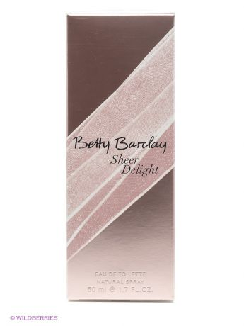 "Betty Barclay Туалетная вода  ""betty barclay sheer delight"""
